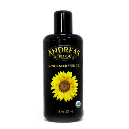 Andreas Seed Oils Sunflower Seed Oil - 207ml