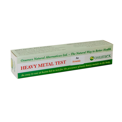 Osumex Heavy Metal Test Kit - Arsenic