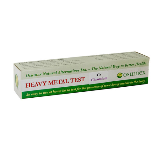 Osumex Heavy Metal Test Kit - Chromium