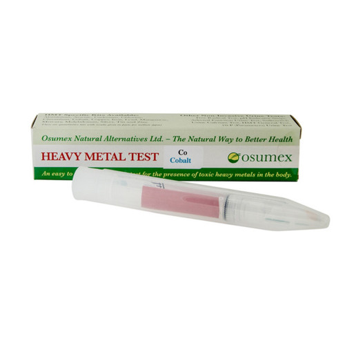 Osumex Heavy Metal Test Kit - Cobalt (Regular)