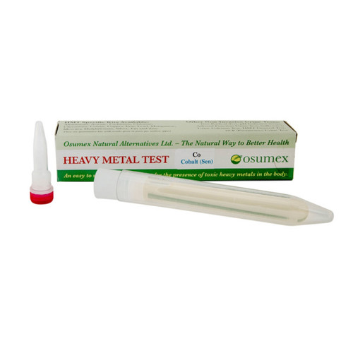 Osumex Heavy Metal Test Kit - Cobalt (Sensitive)