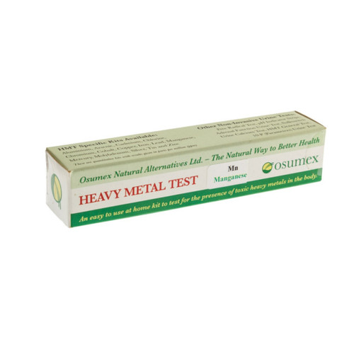 Osumex Heavy Metal Test Kit - Manganese