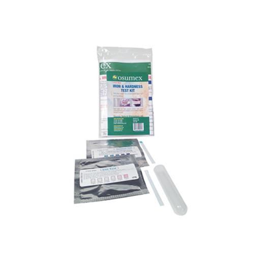 Osumex Hardness and Iron Test