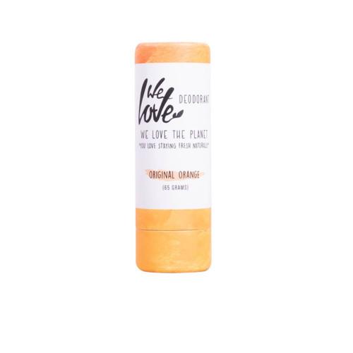 We Love The Planet Natural Deodorant Stick (Orange) - 65g