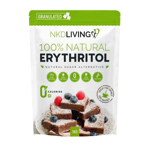 NKD Living 100% Natural Erythritol - 1kg
