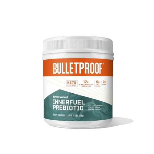 Bulletproof Innerfuel Prebiotic (Unflavoured) - 380g
