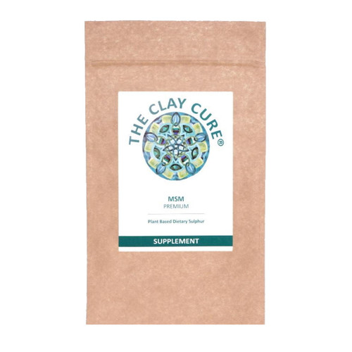 The Clay Cure Company MSM Powder - 500g