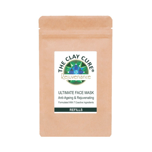 The Clay Cure Company Rejuvenance Ultimate Clay Mask Refill - 130g