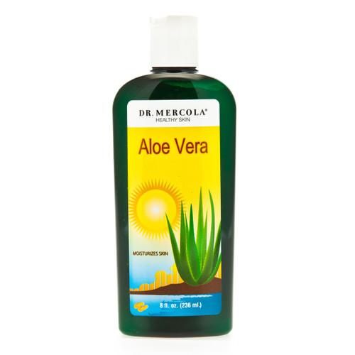 Dr Mercola Healthy Skin Aloe Vera Gel - 236ml