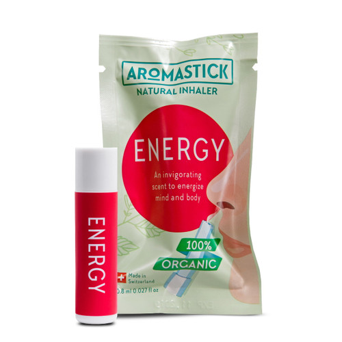 Aromastick Natural Inhaler (Energy) - 0.8ml