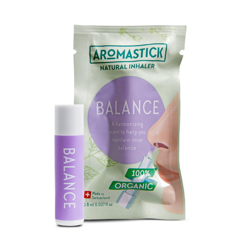 Aromastick Natural Inhaler (Balance) - 0.8ml