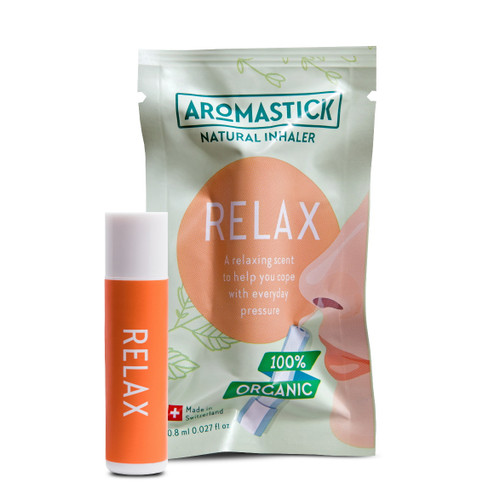 Aromastick Natural Inhaler (Relax) - 0.8ml