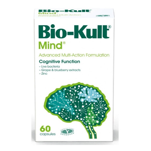 Bio-Kult Mind - 60 capsules
