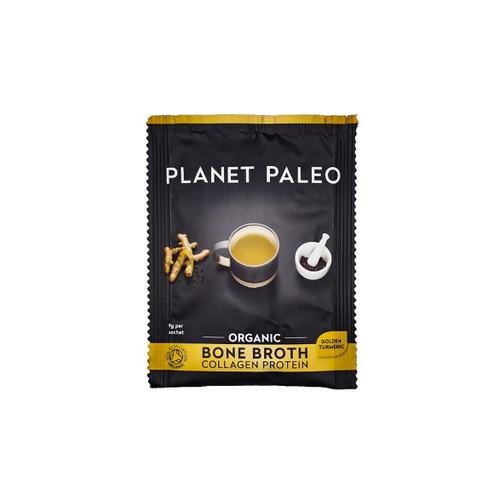 Planet Paleo Bone Broth (Golden Turmeric) - 9g sachet