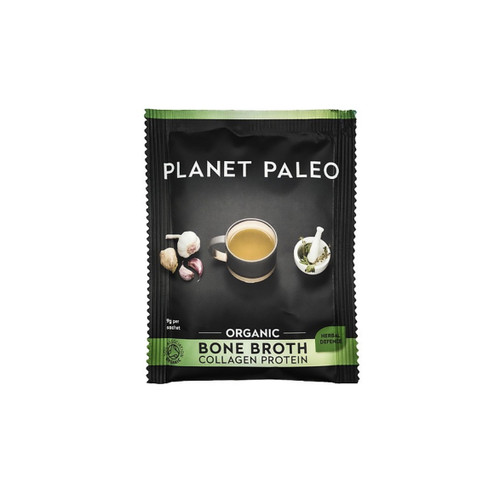 Planet Paleo Bone Broth (Herbal Defence) - 9g sachet