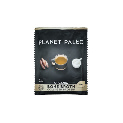 Planet Paleo Bone Broth (Pure) - 9g sachet