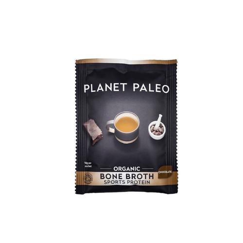 Planet Paleo Bone Broth Sports (Chocolate) - 16g sachet