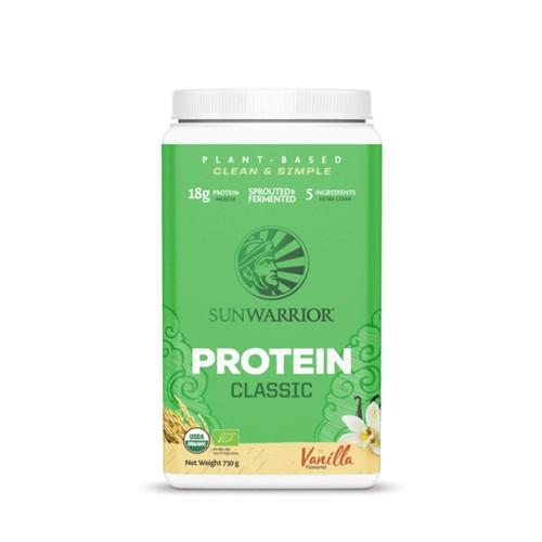 Sunwarrior Classic Protein (Vanilla) - 750g