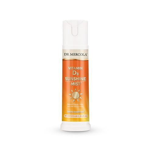 Dr Mercola Vitamin D Spray - 25ml