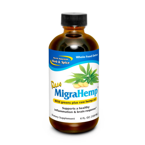 North American Herb & Spice MigraHemp - 4oz