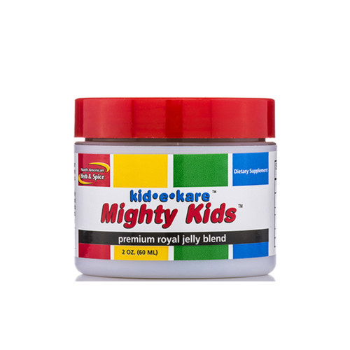 North American Herb & Spice Mighty Kids - 2oz