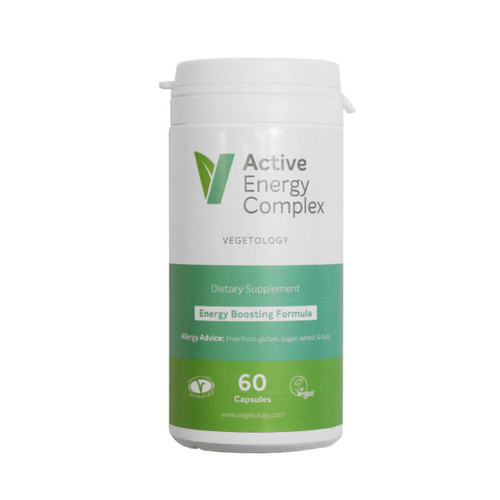 Vegetology Active Energy Complex - 60 capsules
