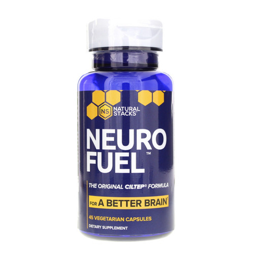 Natural Stacks Neurofuel (Original CILTEP Formula) - 45 capsules