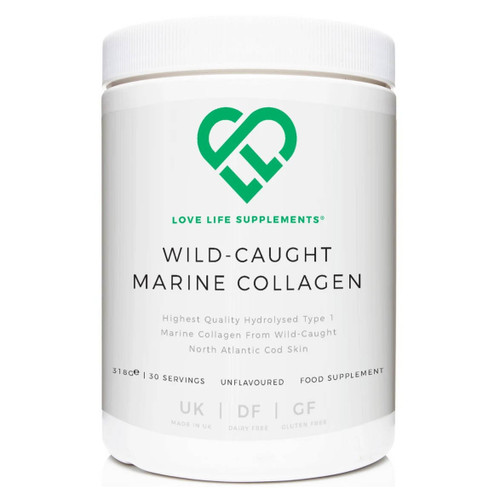 Love Life Supplements Wild Caught Marine Collagen - 318g