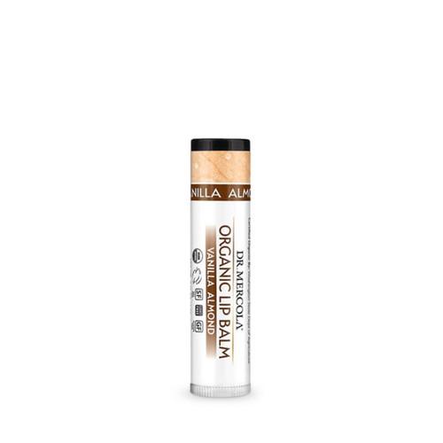 Dr Mercola Healthy Skin Lip Balm - Vanilla Almond (4g)