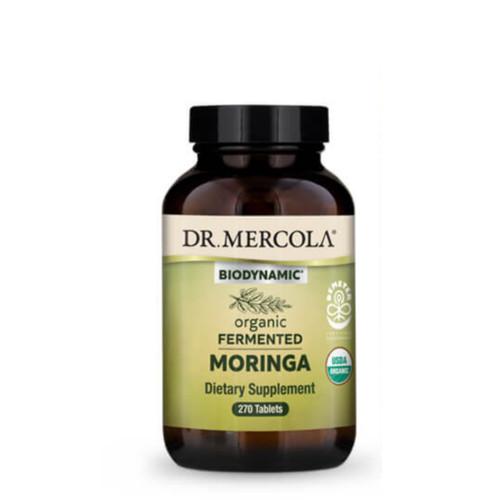 Dr Mercola Biodynamic Organic Fermented Moringa - 270 capsules