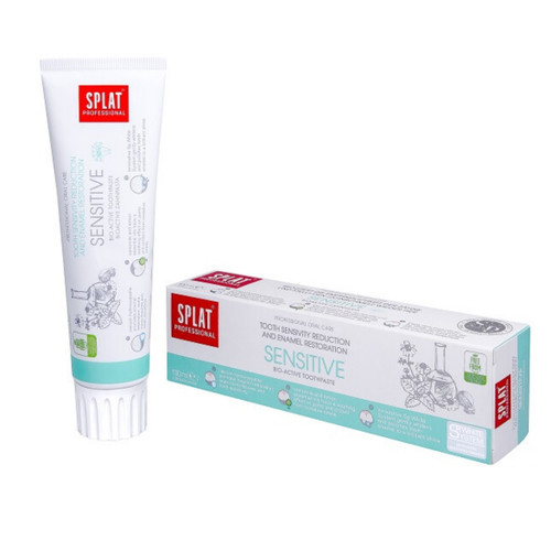 Splat Sensitive Enamel Restoration Toothpaste - 100ml