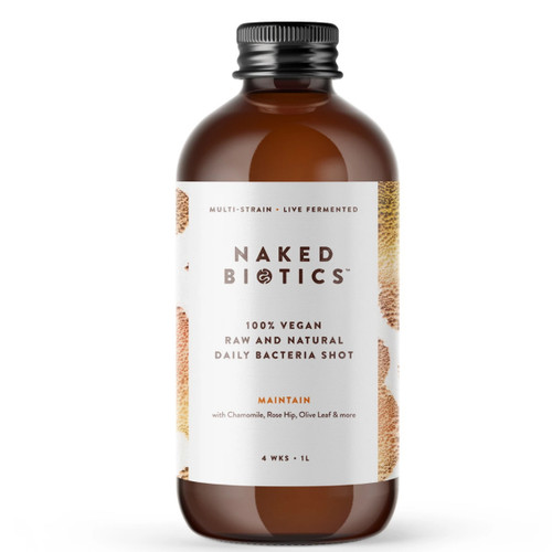 Naked Biotics Maintain (Previously Rawbiotic) - 1000ml