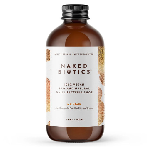 Naked Biotics Maintain (Previously Rawbiotic) - 500ml