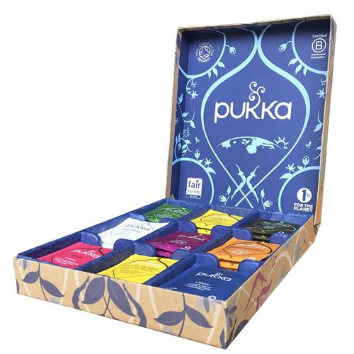 Pukka Tea Selection Box - 45 Teabags