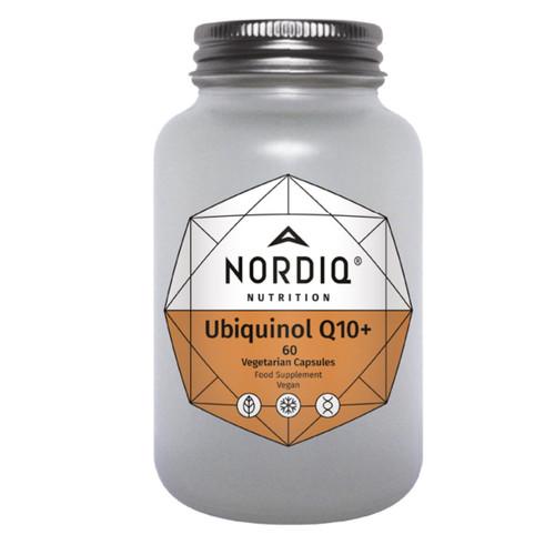 Nordiq Nutrition Ubiquinol Q10+ - 60 capsules