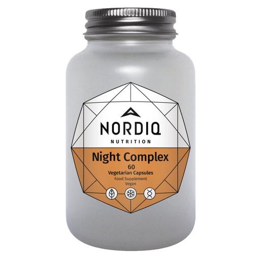 Nordiq Nutrition Night Complex - 60 capsules