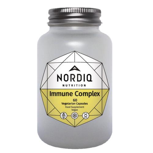 Nordiq Nutrition Immune Complex - 60 capsules