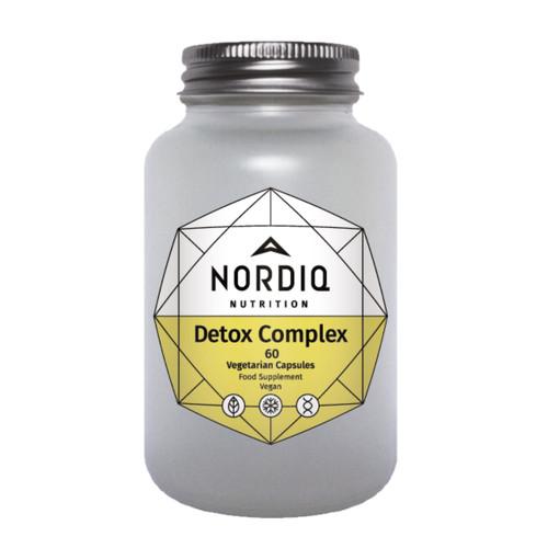 Nordiq Nutrition Detox Complex - 60 capsules