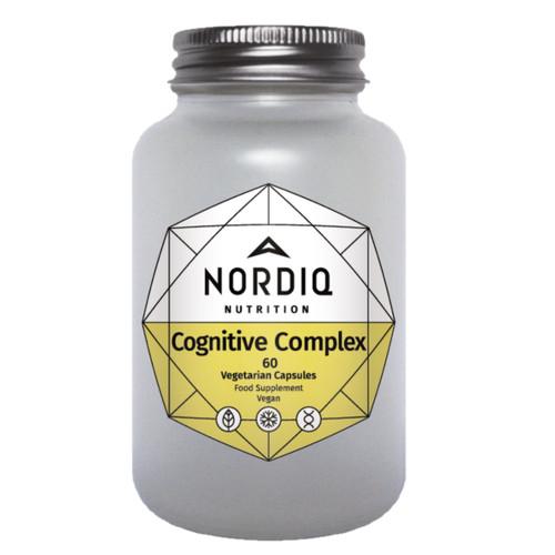 Nordiq Nutrition Cognitive Complex - 60 capsules
