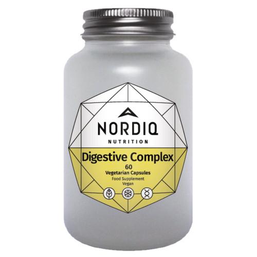Nordiq Nutrition Digestive Complex - 60 capsules