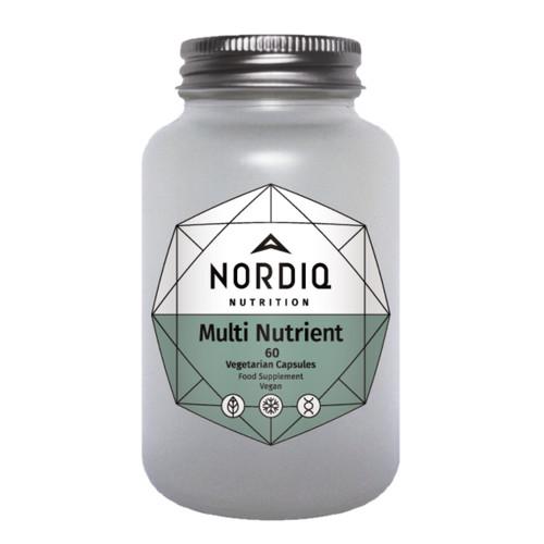 Nordiq Nutrition Multi Nutrient Complex - 60 capsules