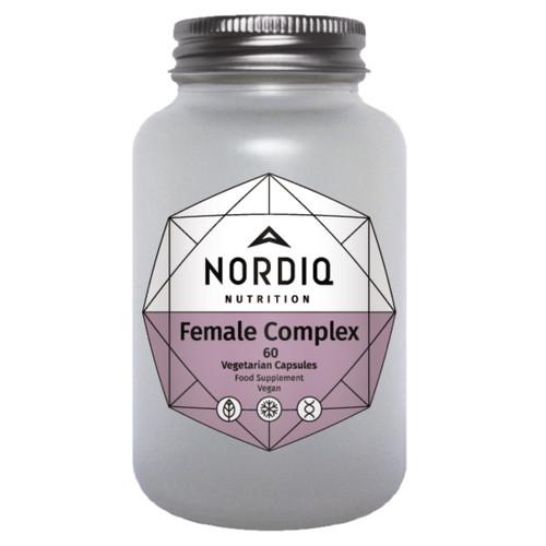 Nordiq Nutrition Female Complex - 60 capsules