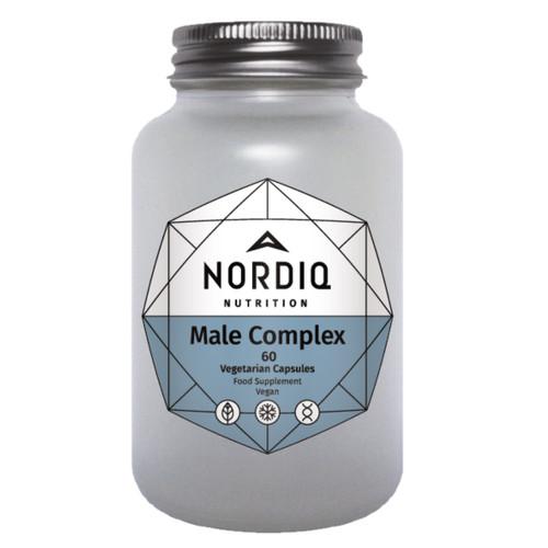 Nordiq Nutrition Male Complex - 60 capsules
