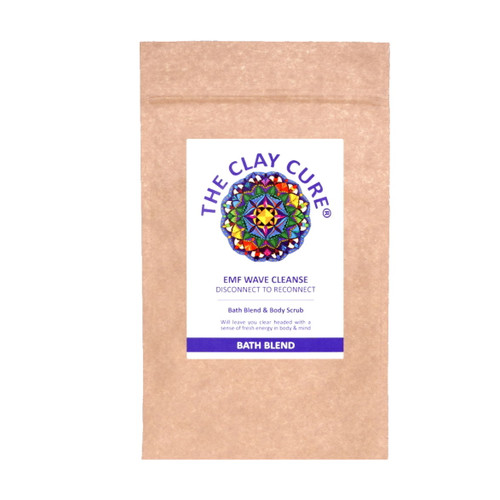The Clay Cure Company EMF Wave Cleanse - 450g