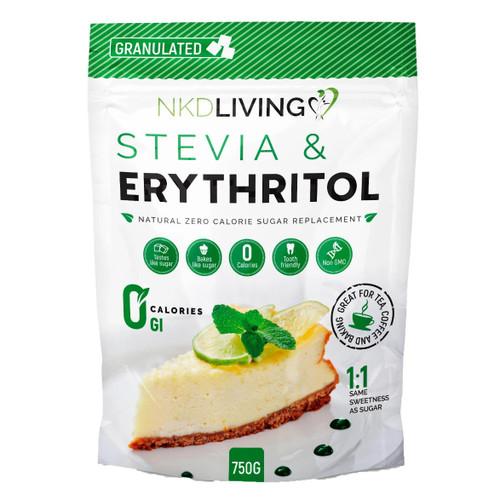NKD Living Stevia & Erythritol 1:1 - 750g