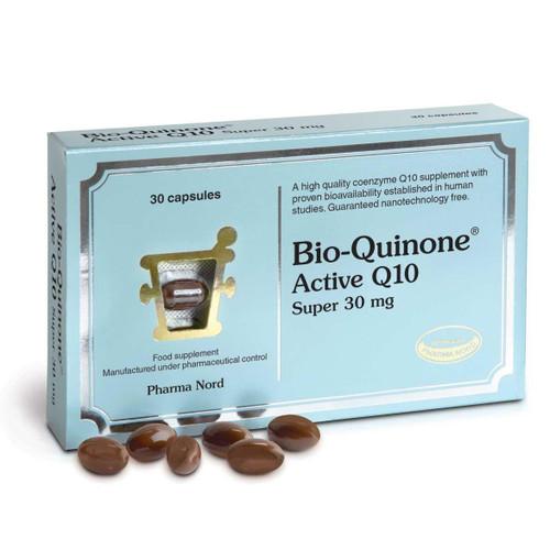 Pharma Nord Bio-Quinone Active Q10 Super 30mg - 30 capsules