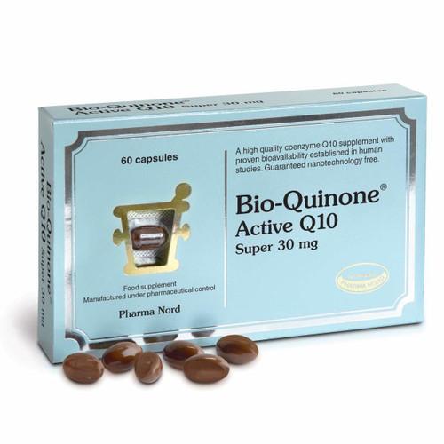 Pharma Nord Bio-Quinone Active Q10 Super 30mg - 60 capsules