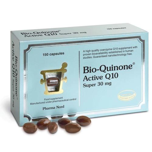 Pharma Nord bio-Quinone Active Q10 Super 30mg - 150 capsules