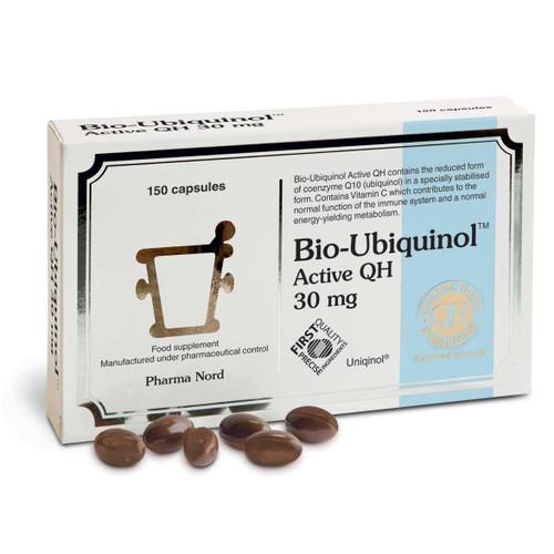 Pharma Nord Bio-Ubiquinol Active QH 30mg - 60 capsules