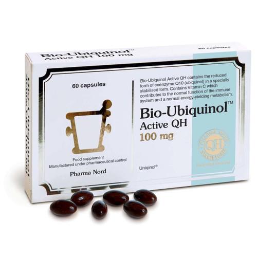 Pharma Nord Bio-Ubiquinol Active QH 100mg - 60 capsules